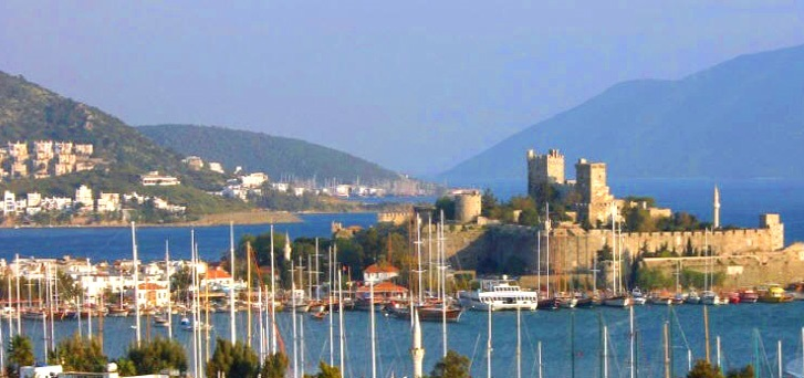 Bodrum Car Rental Services %>