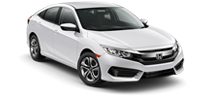 Honda /Civic (Gasoline Automatic) or Similar