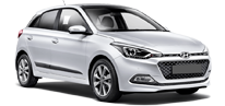 Hyundai / i20 (Gasoline Automatic) or Similar