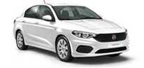 Fiat Egea Diesel Automatic or similar