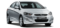 Hyundai /Blue 1.6 A/C (Diesel Automatic) or Similar