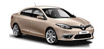 Renault /Fluence(Diesel Otomatic) or Similar